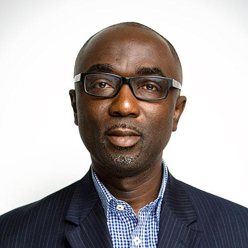 Dr. Akwasi Achampong