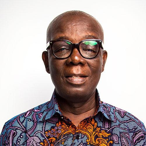 Dr. Alex Ampofo Donkor