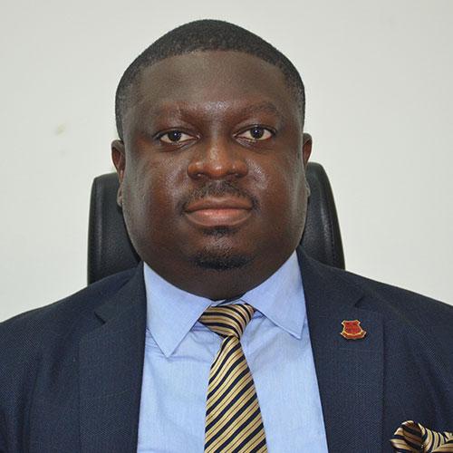 Mr. George Kojo Anti (Esq)