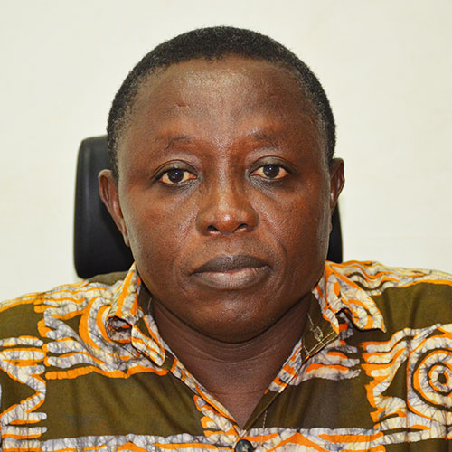 Mr. Ntoni Ofori-Amoah