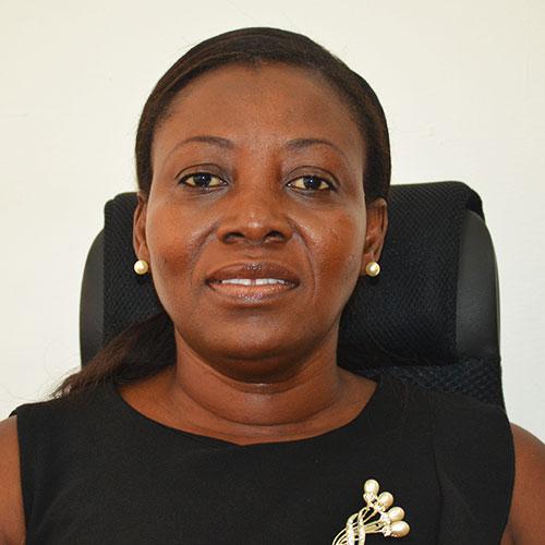Mrs. Nana Pokua