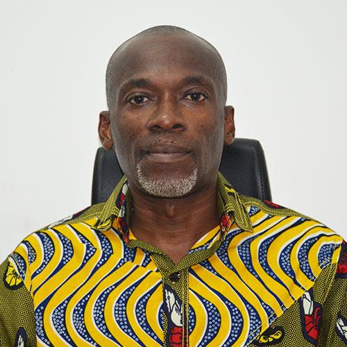 Mr. Peter Martey Agbeko