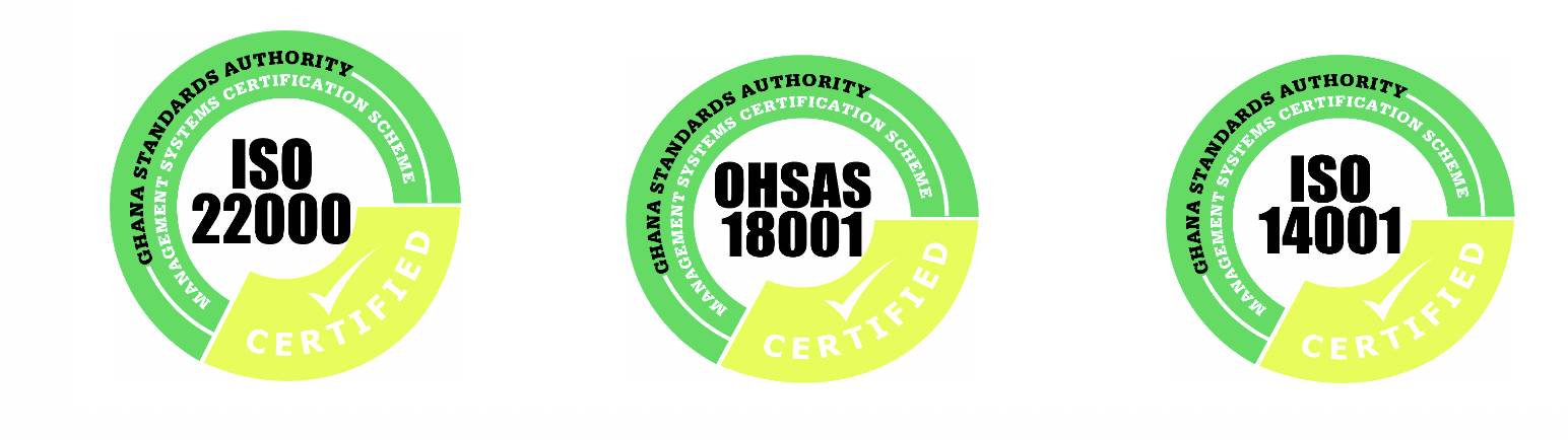 System Certification Ghana Standards Authority